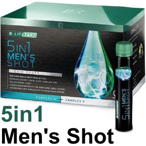 5in1 Men's Shot LR