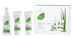 Aloe Vera Special Care Box -LR Aloe Via
