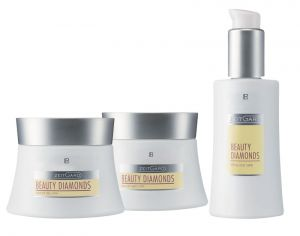 Beauty Diamonds Zestaw kremów anti-aging - LR Anti-Age Zeitgard System