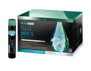 5in1 Men\'s Shot LR LIFETAKT
