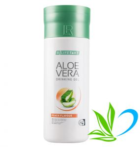 LR Aloe Vera Drinking Gel Peach Flavour - aloes do picia brzoskwiniowy
