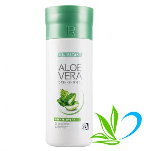 LR Aloe Vera Drinking Gel Intense Sivera - aloes do picia z pokrzywą