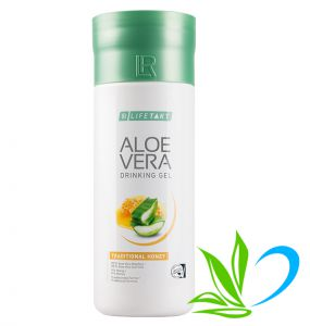 LR Aloe Vera Drinking Gel Traditional Honey - aloes do picia z miodem