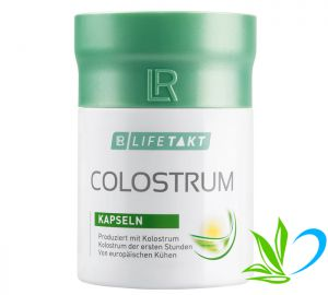 Colostrum LR Kapseln -Colostrum w kapsułkach LR Lifetakt (COMPACT)