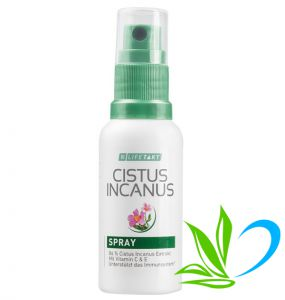 Czystek - Cistus Incanus LR Lifetakt Spray