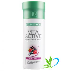 VITA ACTIVE LR Red Fruit - koncentrat witaminowy do picia